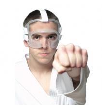 Máscara Karate homologado WKF