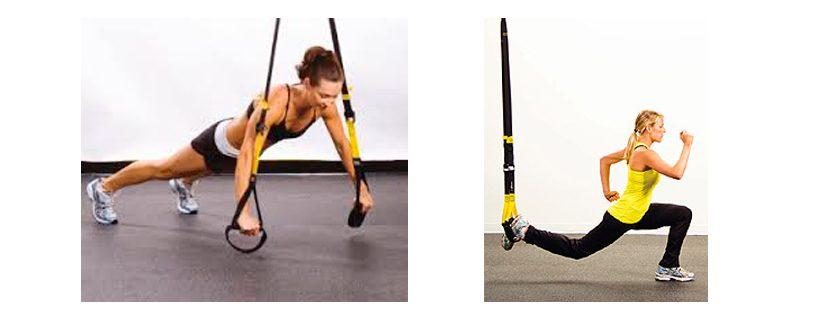 Vida sana con TRX, la revolución en los gimnasios