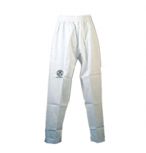 Pantalon suelto rayado Taekwondo