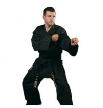 Kimono Negro Hapkido